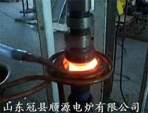 高频转动轴淬火(1)